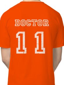 DOCTOR WHO 11th Classic T-Shirt