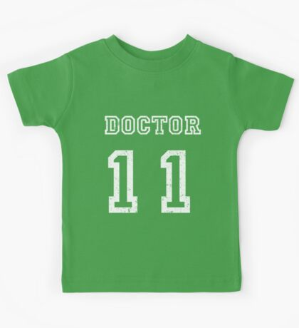 DOCTOR WHO 11th Kids Tee