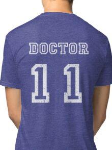 DOCTOR WHO 11th Tri-blend T-Shirt