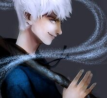Jack Frost by villainesayre