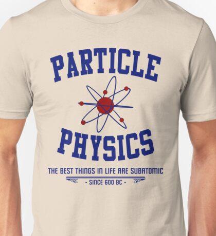 Particle Physics Unisex T-Shirt