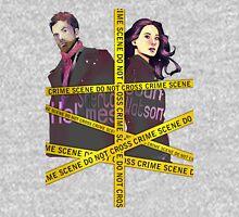 Crime Scene Zipped Hoodie