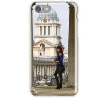 at Greenwich iPhone Case/Skin