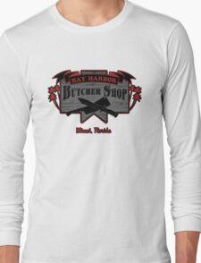 Bay Harbor Butcher Shop- Dexter Long Sleeve T-Shirt