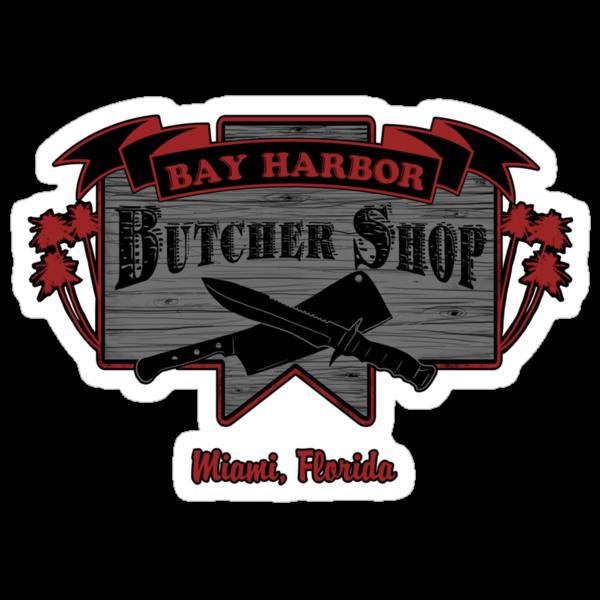 Bay Harbor Butcher Shop- Dexter by spacemonkeydr