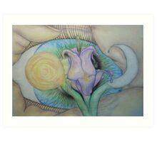 Birth of Life Art Print