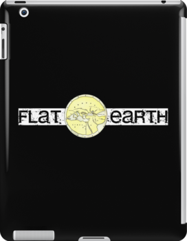 Flat Earth by babydollchic