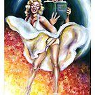 12 sign series - Gemini Poster w/ Logo by Hiroko Sakai