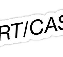 SMART/CASUAL Sticker