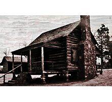 Rural Life Photographic Print