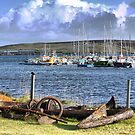60N.. Lerwick (2) The Marina by Larry Davis