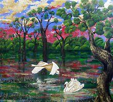 Swan Heaven by macl