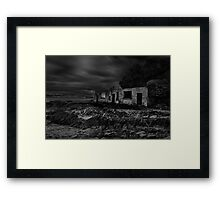 Holiday Home - Crosshaven Co. Cork  Framed Print