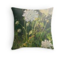 It Was a Summer of Love Throw Pillow