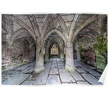 Chapter House Interior Poster