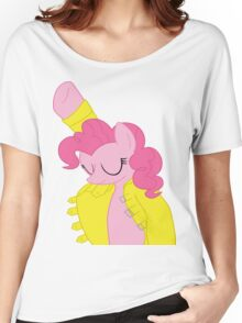 Pinkie Mercury Women's Relaxed Fit T-Shirt
