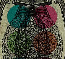 Brain Grenade by MissShirley92