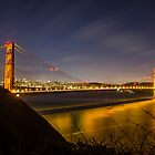 Golden Gate Night LE by getfarid