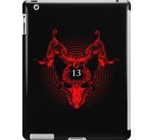 Unlucky Number 13 iPad Case/Skin