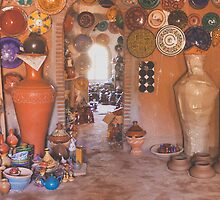 potters paradise*- atlas mountains, morocco by Andrianne