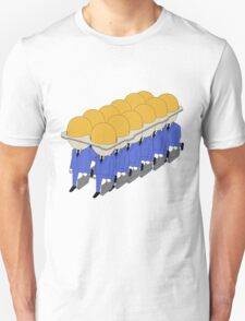One egg a day, 48 hours a week T-Shirt