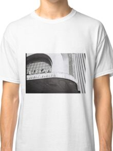Helsinki Railwaystation- Rautatieasema Classic T-Shirt