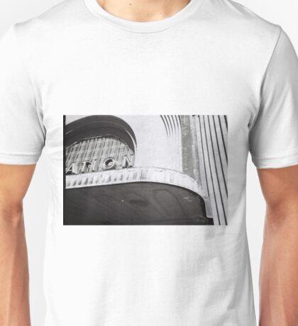 Helsinki Railwaystation- Rautatieasema Unisex T-Shirt