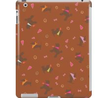 Chocolate Puppy Sprinkles iPad Case/Skin