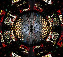 COVENTRY CATHEDRAL WINDOWS MONTAGE by FieryFinn77