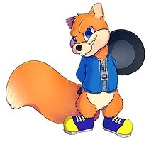 Conker  by EvianRei