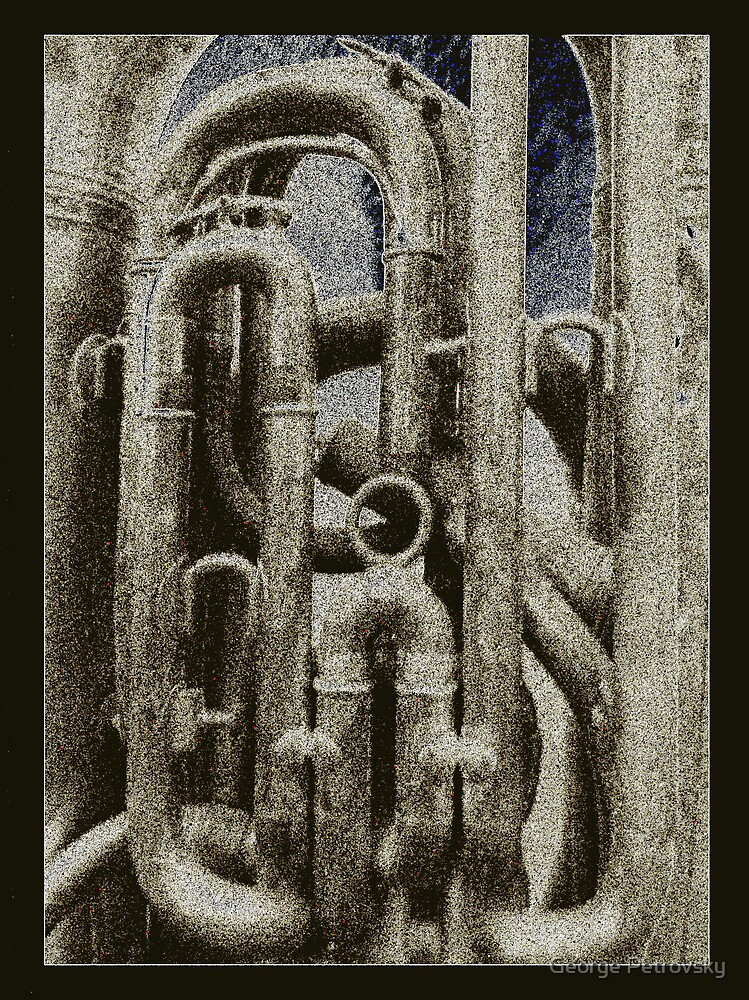 The Pipes, the Pipes are calling... by George Petrovsky