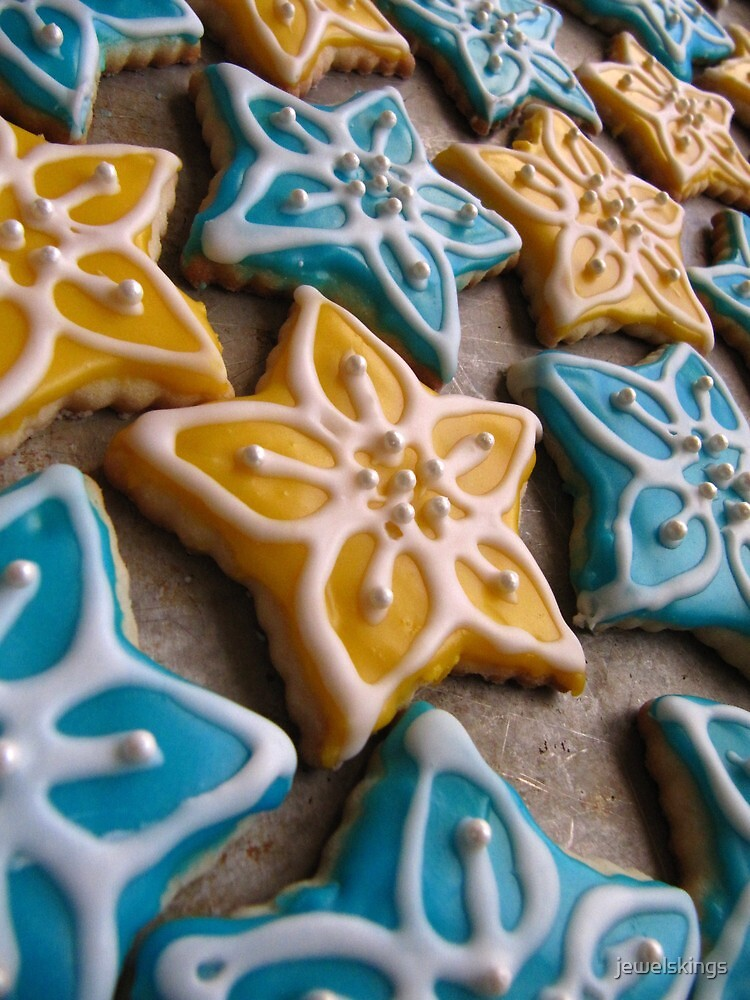 Grandma Julie's Homemade Cookies by jewelskings