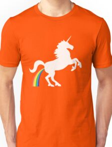 Unicorn Rainbow Poo Unisex T-Shirt