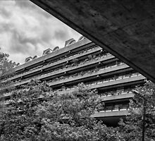 Barbican by seanusmaximus