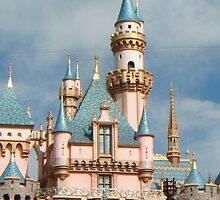 Fairytale Castle by EmmatheSailor