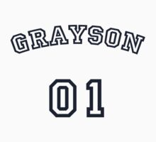 Grayson Up To Bat by notafantasy