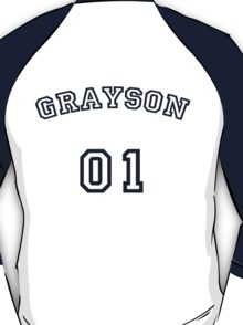 Grayson Up To Bat T-Shirt