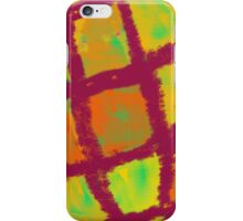 Compartments of light iPhone Case/Skin