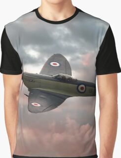 Seafire At Sunset Graphic T-Shirt