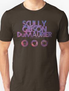 Scully, Gibson, Du Maurier T-Shirt