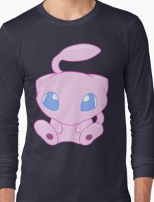 Baby MEW without text Long Sleeve T-Shirt