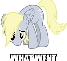 Derpy Doesn't Know What Went Wrong by Mary Wine