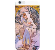 Four Seasons - Winter  iPhone Case/Skin