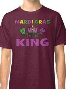 Mardi Gras King Classic T-Shirt
