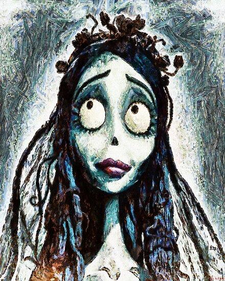 Corpse Bride by Joe Misrasi