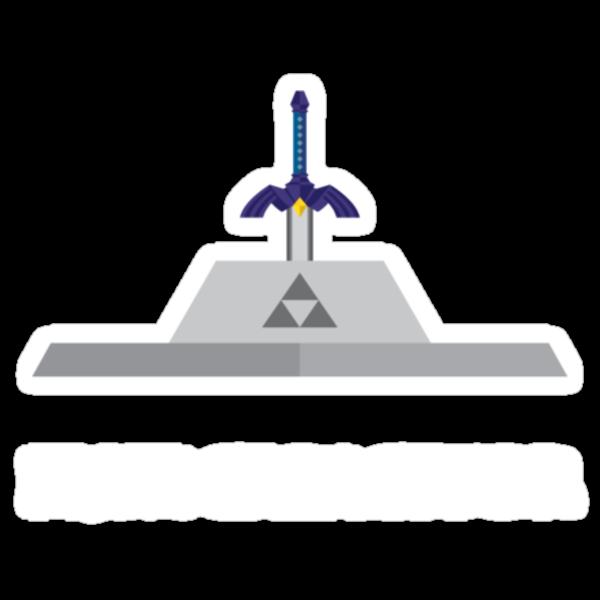Zelda Flux Capacitor by ctlart