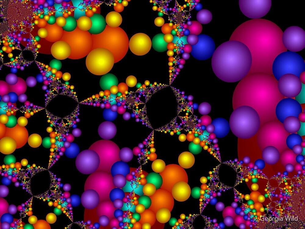 Fourth Dimension Illusion by Georgia Wild