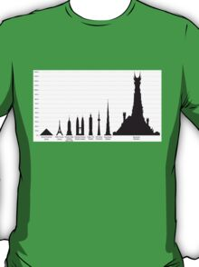 In The Shadow of Barad-dur T-Shirt