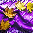 Newly Fallen Leaves by SRowe Art
