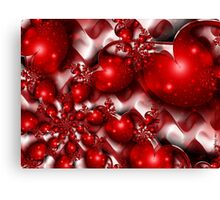 Loving Hearts Canvas Print